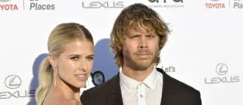 Sarah Wright und Eric Christian Olsen