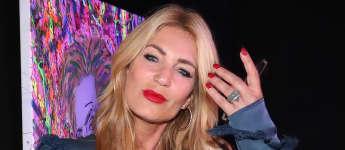 Sarah Kern weint um ihren Ex-Mann Otto