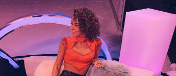 "Sarah Lombardi bei ""Dancing on Ice"" am Sonntag"
