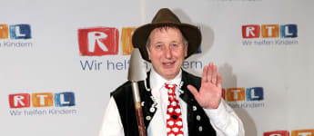 """Schäfer Heinrich, bekannt aus """"Bauer sucht Frau"""""""