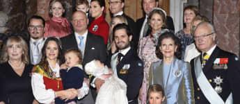 schwedische königsfamilie bernadotte