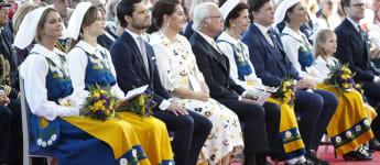 royals schweden nationalfeiertag trachten