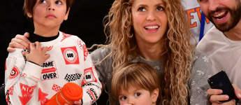 Gerard Piqué und Shakira: Ihre Söhne Milan und Sasha sind ihr ganzer Stolz