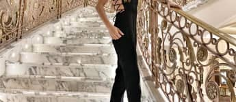 Shania Geiss High-Heels