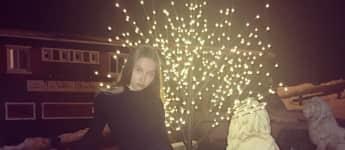 Shania Geiss auf Instagram 2018