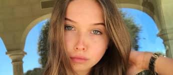 Shania Geiss zeigt sich auf Instagram