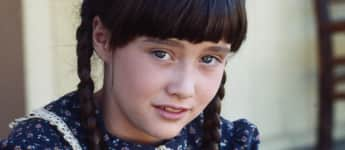 Shannen Doherty in Little House on the Prairie
