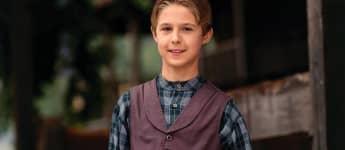 """Shawn Toovey als """"Brian Cooper"""" in der Westernserie """"Dr. Quinn - Ärztin aus Leidenschaft"""""""