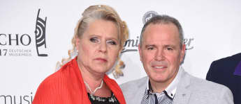 Silvia Wollnys Verlobter Harald erlitt im Oktober 2018 einen Herzinfarkt