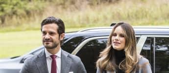Prinzessin Sofia und ihr Mann Prinz Carl Philipp