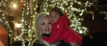 Sophia Vegas mit Tochter Amanda