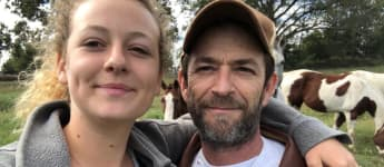Sophie Perry ist die Tochter des verstorbenen Luke Perry