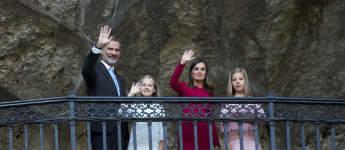Leonor ist nun offiziell als Prinzessin von Asturien bestätigt