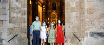 Spanische Königsfamilie Mallorca