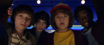 """Staffel 3 """"Stranger Things"""", """"Stranger Things"""", Stranger Things"""" Cast"""