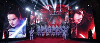 """""""Star Wars: Die letzten Jedi"""" spielte innerhalb einer Woche über 500 Millionen Dollar ein"""