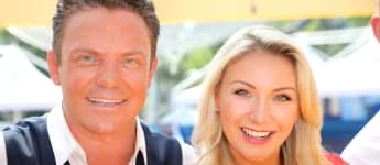 Stefan Mross und Anna-Carina Woitschack haben tolle Nachrichten für ihre Fans