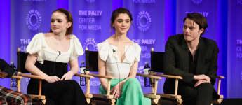 """""""Stranger Things""""-Staffel 3: Sadie Sink, Natalia Dyer und Charlie Heaton drehen bereits"""