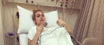 Susanna Ohlen verletzt Dschungelcamp