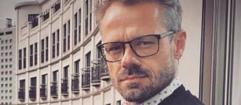 """Sven Waasner spielt Neuzugang """"Eric Vogt"""" in """"Sturm der Liebe"""""""