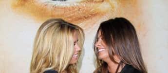 Sylvie Meis und Sabia Boulahrouz in guten Zeiten