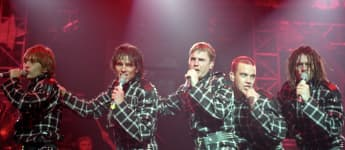 Die Boyband Take That