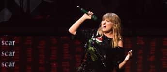 Die wolhabendsten Sängerinnen, Die reichsten Sängerinnen, Die erfolgreichsten Sängerinnen, Taylor Swift