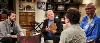 """The Big Bang Theory"": Wil Wheaton, William Shatner, Kareem Abdul-Jabbar und Leonard Dungeons and Dragons"