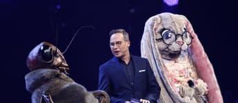 """""""The Masked Singer""""-Kakerlake und Hase"""