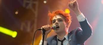 """""""The Umbrella Academy"""" Gerard Way"""