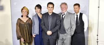 """Jacqueline Bisset, Emily Mortimer, Matt Dillon, Nick Nolte und Til Schweiger bei einem Pressetermin zu """"Head full of Honey"""""""