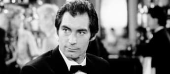 "Timothy Dalton als ""James Bond"" in ""James Bond 007 - Lizenz zum Töten"""