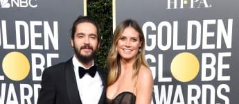 Tom Kaulitz und Heidi Klum bei den Golden Globe Awards in Beverly Hills 2019