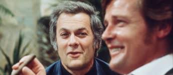 "Tony Curtis und Roger Moore in der Krimiserie ""Die 2"""
