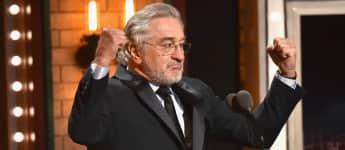 """""""F*ck Trump"""": Robert De Niro hat eindeutige Worte für den US-Präsidenten"""