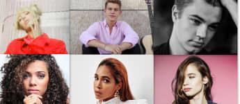 "Die ""Unser Lied für Israel"" Teilnehmer: Aly Ryan, Gregor Hägele, Linus Bruhn,  Makeda, BB Thomaz, Lilly Among Clouds"