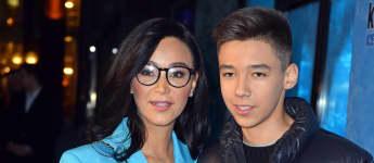 Zwischen Verona Pooth und ihrem Sohn Diego gibt es beim Thema Freundin Unstimmigkeiten