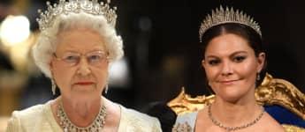 Unglaubliche Parallelen zwischen Kronprinzessin Victoria und Königin Elisabeth II.