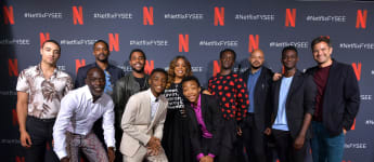 """When They See Us""-Darsteller und echte ""Central Park Five"""