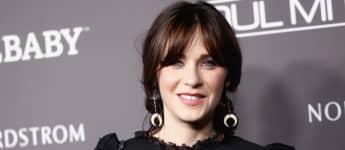 """Bei """"New Girl"""" spielt Zooey Deschanel die Rolle der """"Jessica Day"""""""