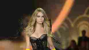 Cara Delevingne bei der Victoria's Secret Fashion Show