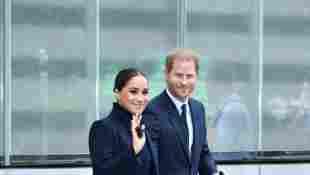 Herzogin Meghan und Prinz Harry treten auf 2021 New York City Reisefotos Bilder Nachrichten der königlichen Familie von New York City