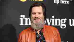 """Jim Carrey bei der Premiere von """"I'm Dying Up Here"""""""