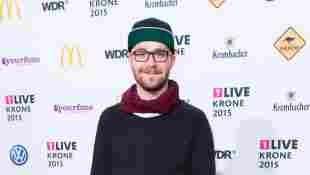 Mark Forster geht nie ohne Kopfbedeckung aus dem Haus