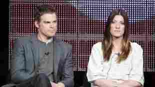 """Michael C. Hall und Jennifer Carpenter aus """"Dexter"""""""