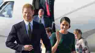 Prince Harry & Meghan Markle News Fernsehfilmprojekt In Hollywood