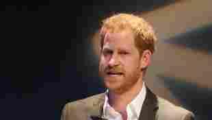 Prinz Harry spricht Kapitolunruhen in neuem Interview an