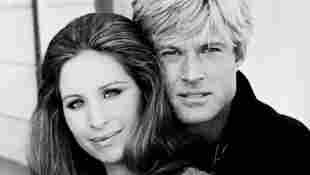 Robert Redford und Barbara Streisand