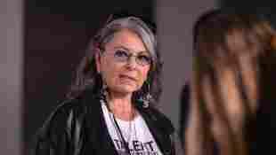 "Roseanne Barr bei den Media's 2014 PaleyFest Icon Award, Sitcom ""Roseanne"""