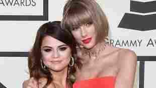 Selena Gomez und Taylor Swift sind beste Freundinnen